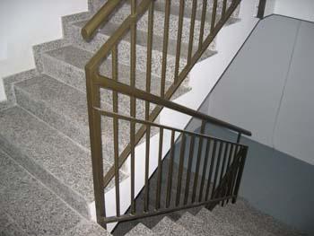 Cercin l deres en cercados e instalaciones desde 1970 - Barandillas de escaleras interiores ...
